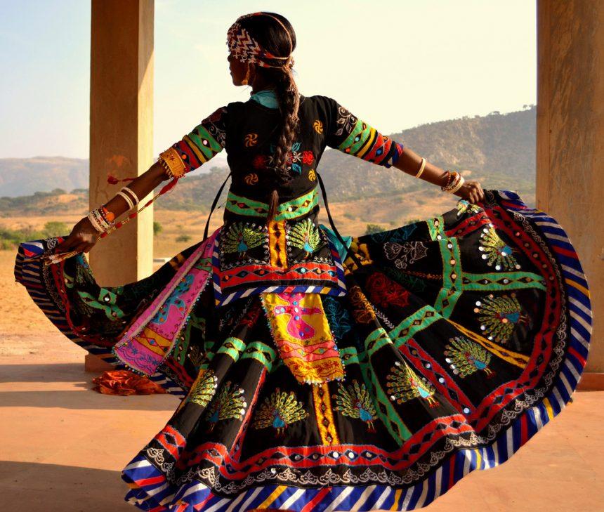 La danse Kalbelia Sapera
