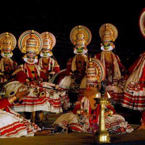 Le Kathakali