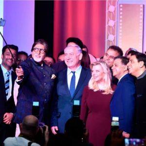 Une production Bollywood à Jérusalem en préparation