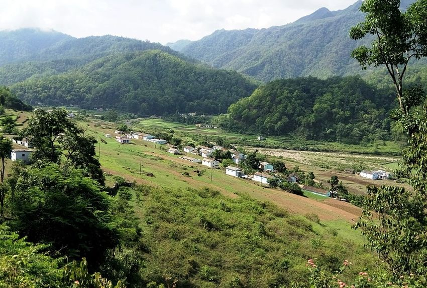 Un Américain se cache dans la jungle indienne pour échapper à son prêt étudiant