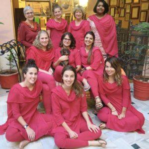 De Vertou, elle rejoint l'Inde pour aider la cause féminine
