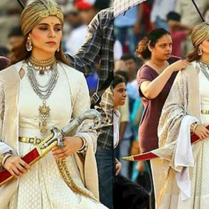 BOLLYWOOD NEWS: Manikarnika – The Queen Of Jhansi avec Kangana Ranaut