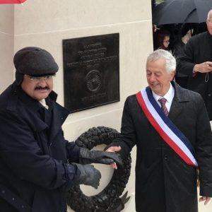 Villers-Guislain «Jusqu'alors, aucun mémorial de guerre indien n'avait été construit en France par l'Inde»
