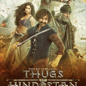 « THUGS OF HINDOSTAN » : LES PIRATES INDIENS ONT LA HARGNE !