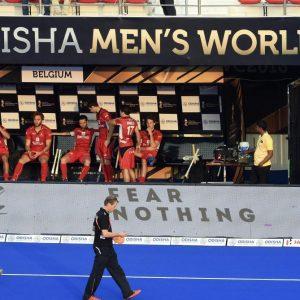 Coupe du monde de hockey: pour l'Inde, le berceau du hockey mondial est à Bhubaneswar