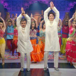 Trudeau à Bollywood scinde l'opinion