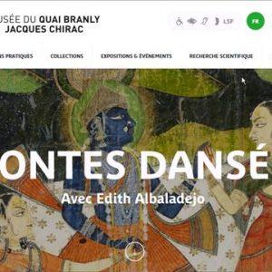 MUSÉE QUAI BRANLY – 2 ET 3 MARS 2019 – WEEK END INDE – Contes dansés