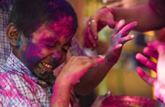 Holi : les festivités de cette édition 2019 en Inde et en France