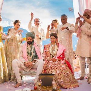 Quand de riches étrangers indiens font dans la démesure en Suisse pour leur mariage Bollywood