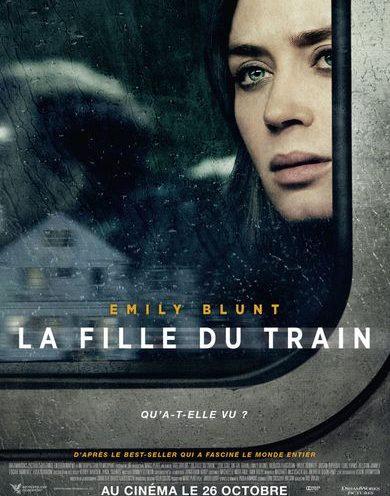 """""""La Fille du train"""" aura un remake façon Bollywood"""