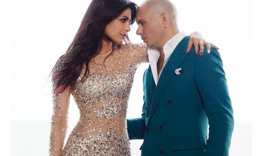 """Pitbull et Priyanka Chopra: """"Exotic"""", un duo inattendu"""